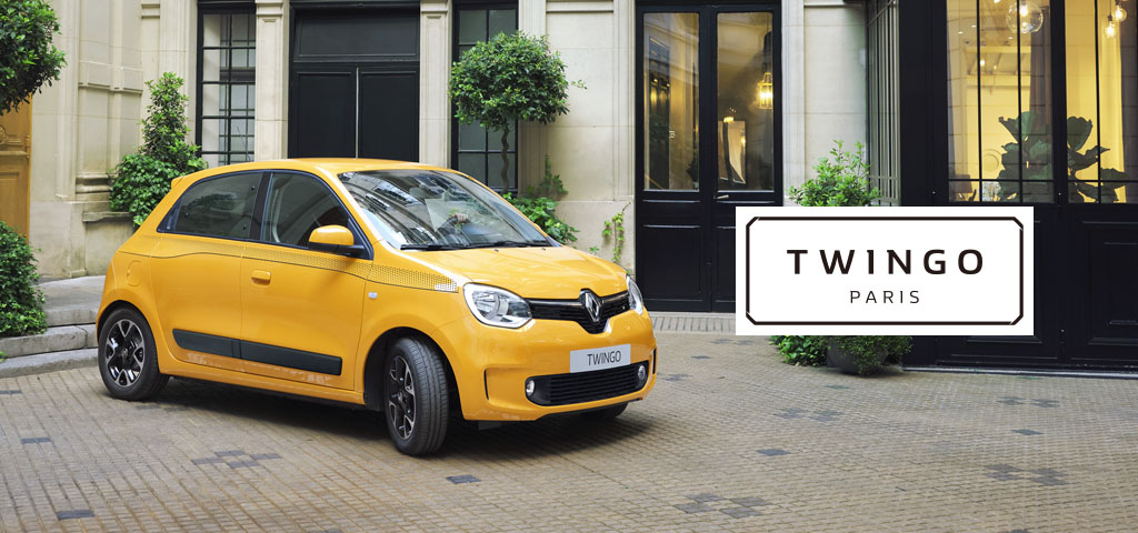 New TWINGO Debut Fair